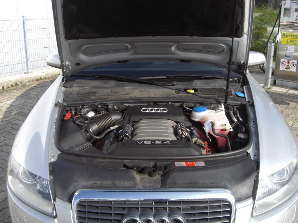 Autogas-Umruestung-LPG-Frontgas-Audi-A6-4F-24-System-1024x768