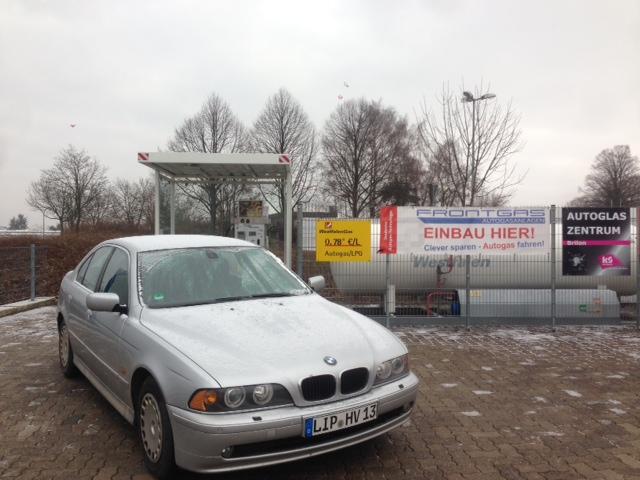 Autogas-Umruestung-LPG-Frontgas-BMW-525-E39-Hauptbild