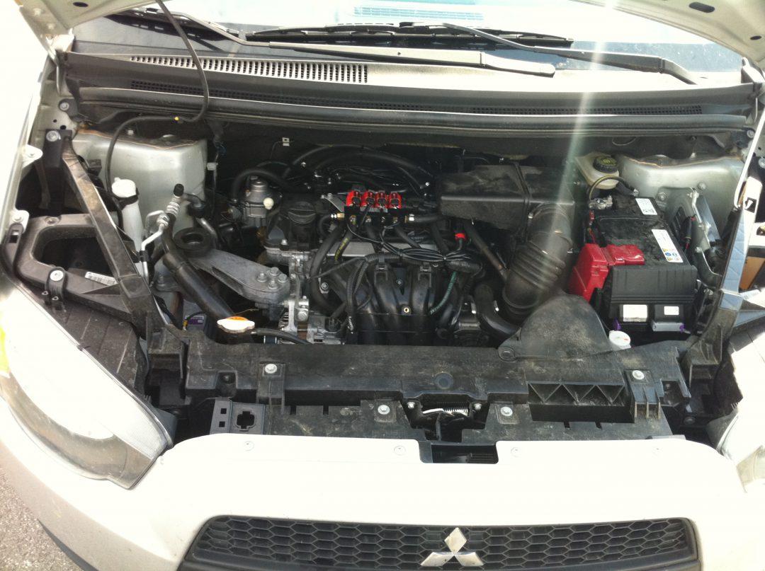 Autogas-Umruestung-LPG-Frontgas-Mitsubishi-Colt-System