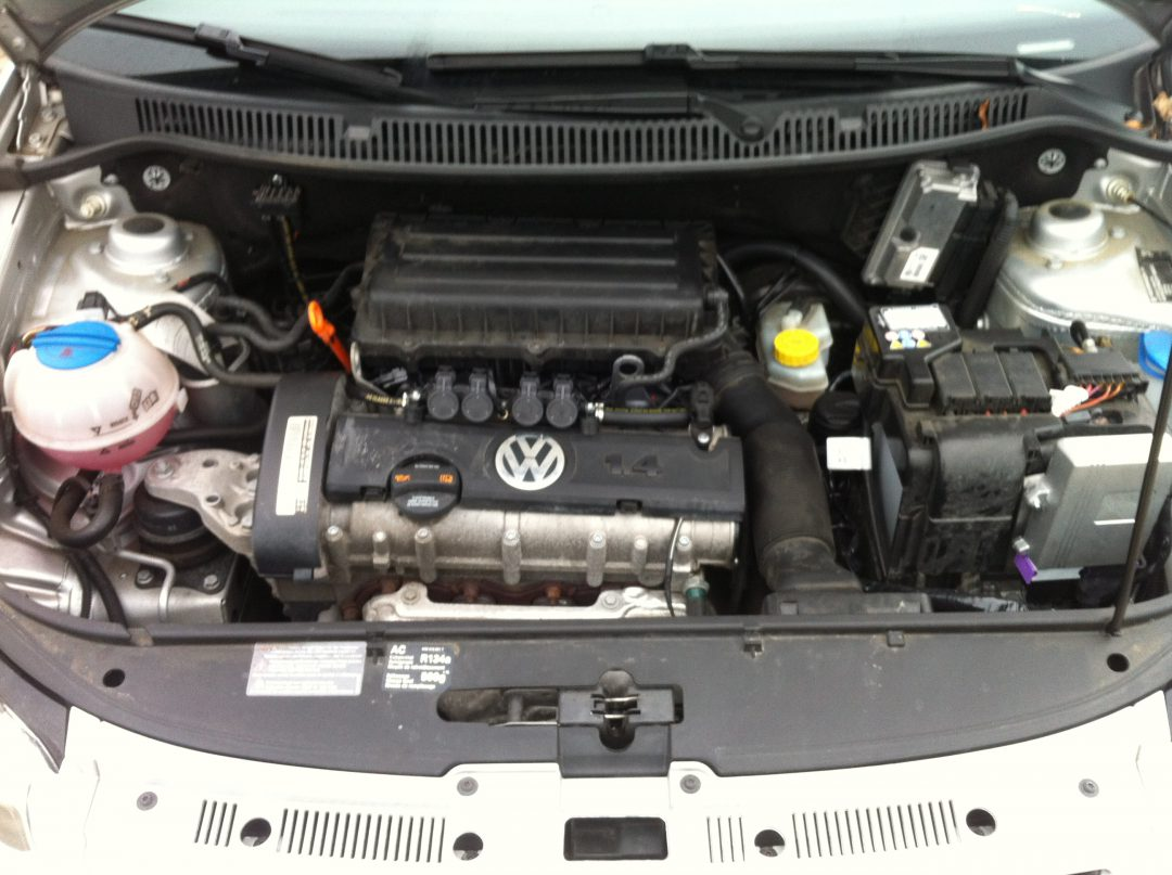 Autogas-Umruestung-LPG-Frontgas-VW-Polo-1,4-9N-System