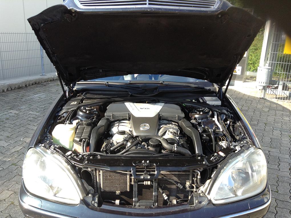 Autogas-Umruestung-LPG-Frontgas-Mercedes-S600-W220-System