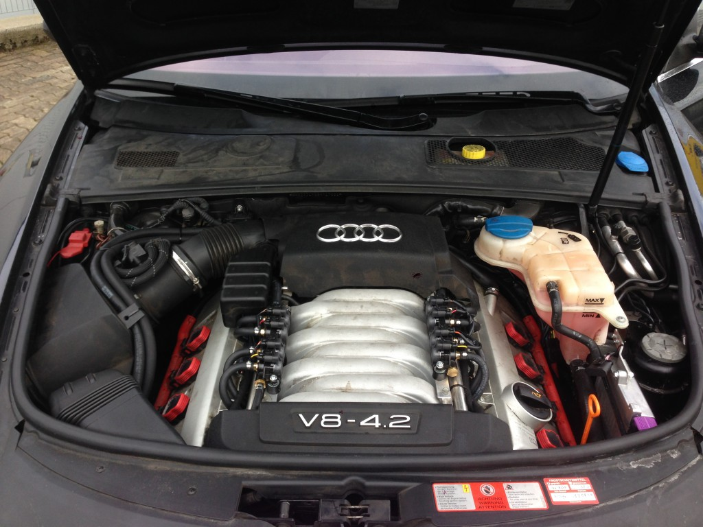 Autogas-Umruestung-LPG-Frontgas-Audi-A6-4F-42-System-1024x768