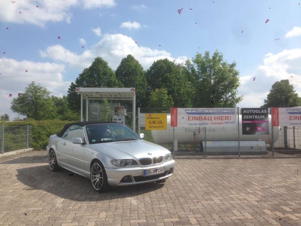 Autogas Umrüstung BMW
