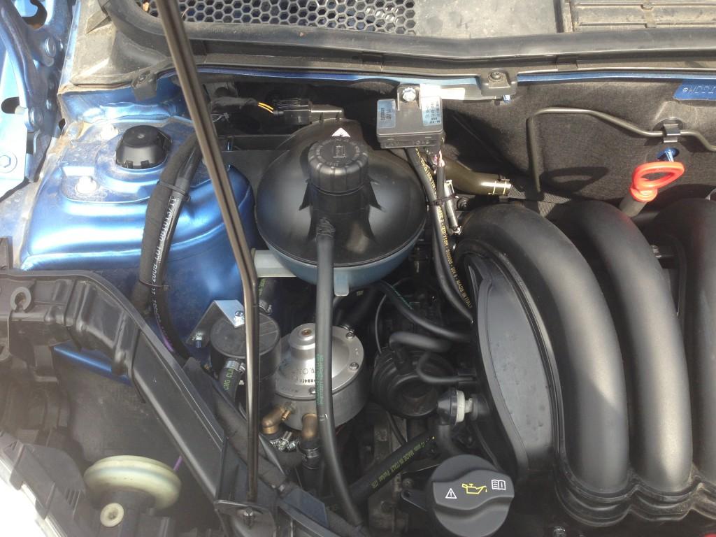 Autogas TÜV Mercedes