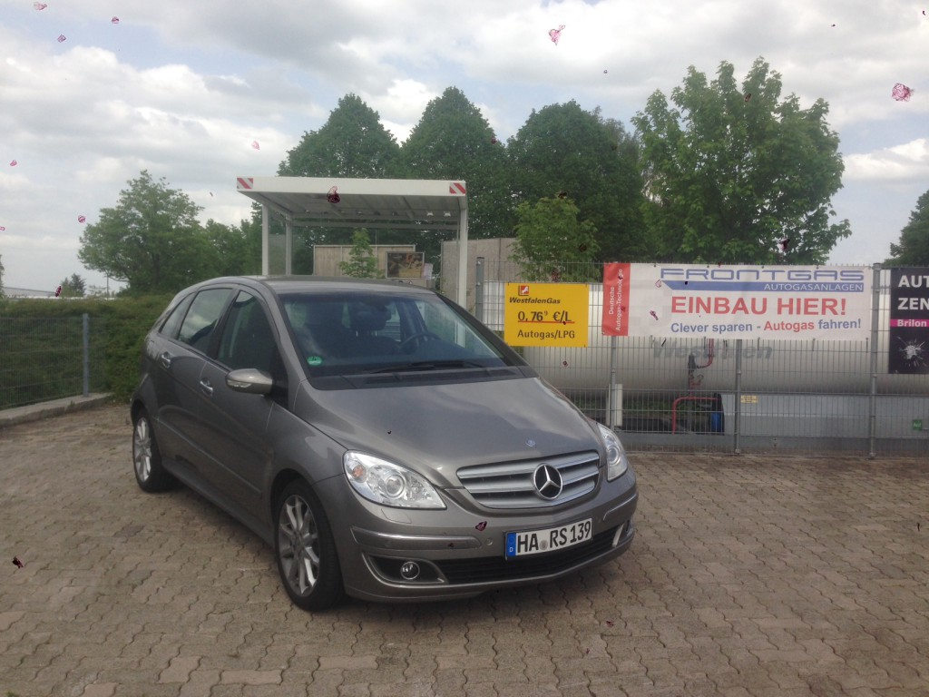 Autogas-Umruestung-LPG-Frontgas-Mercedes-B2003-Hauptbild-1024x768