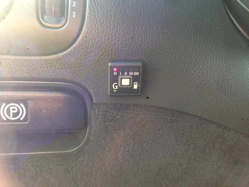 Autogas-Umruestung-LPG-Frontgas-Mercedes-CLK320-W209-1-1024x768