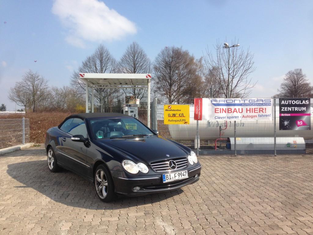 Autogas Mercedes Clk Informieren Sie Sich Hier Ber Benz 320 Umruestung Lpg Frontgas Clk320 W209 Hauptbild