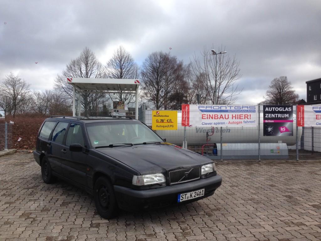 Autogas Umrüstung Volvo