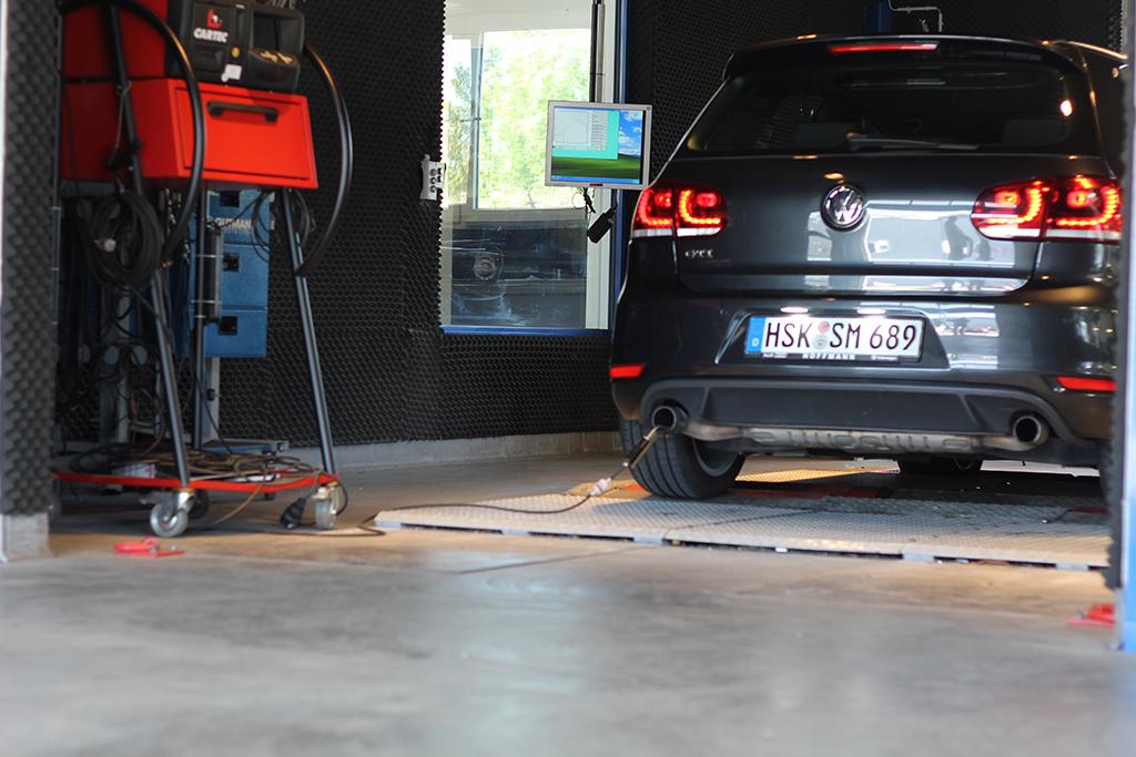 Autogas Umbau am Beispiel Golf GTI