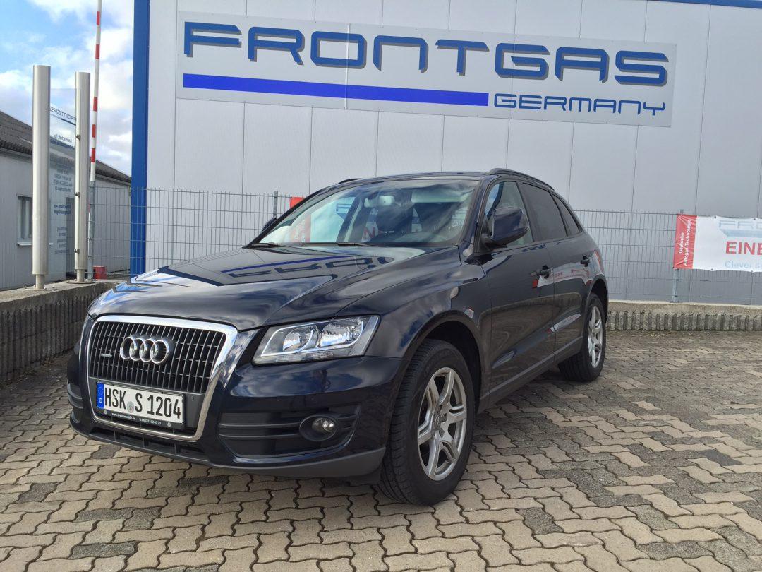 Autogas Umrüstung Audi