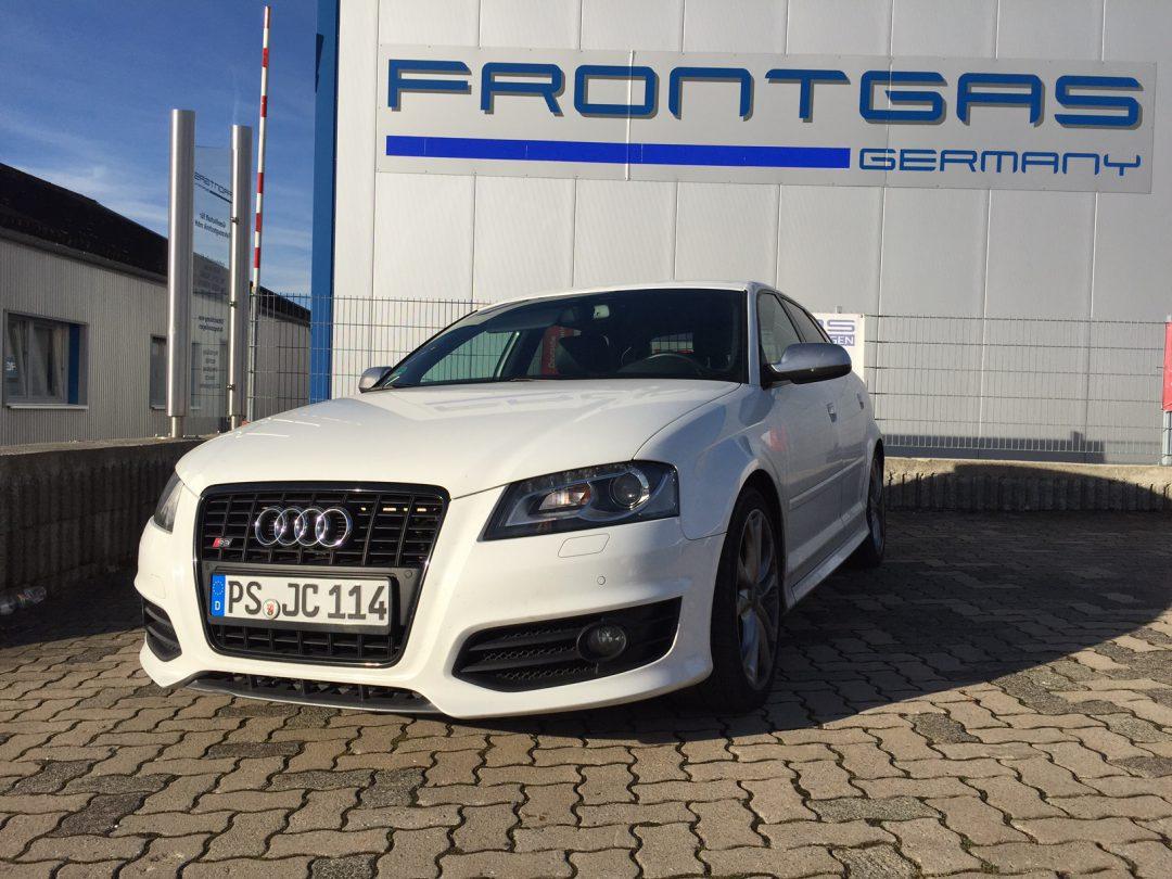 Autogas-Umruestung-LPG-Frontgas-Audi-S3-2,0-TSI -Hauptbild