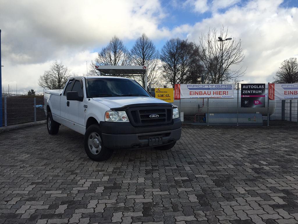 Autogas Umrüstung Ford