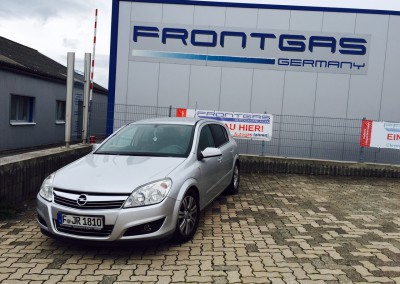 Opel Astra H 1,6