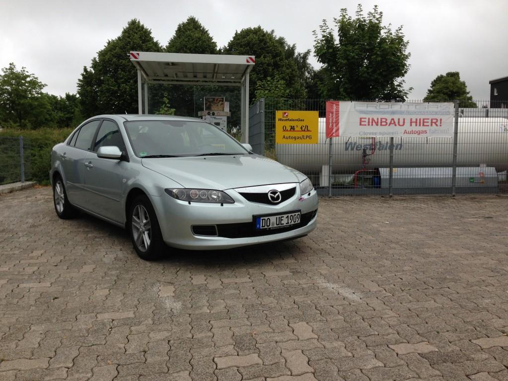 Autogas Umrüstung Mazda