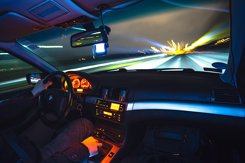 Mit Autogas schnell fahren