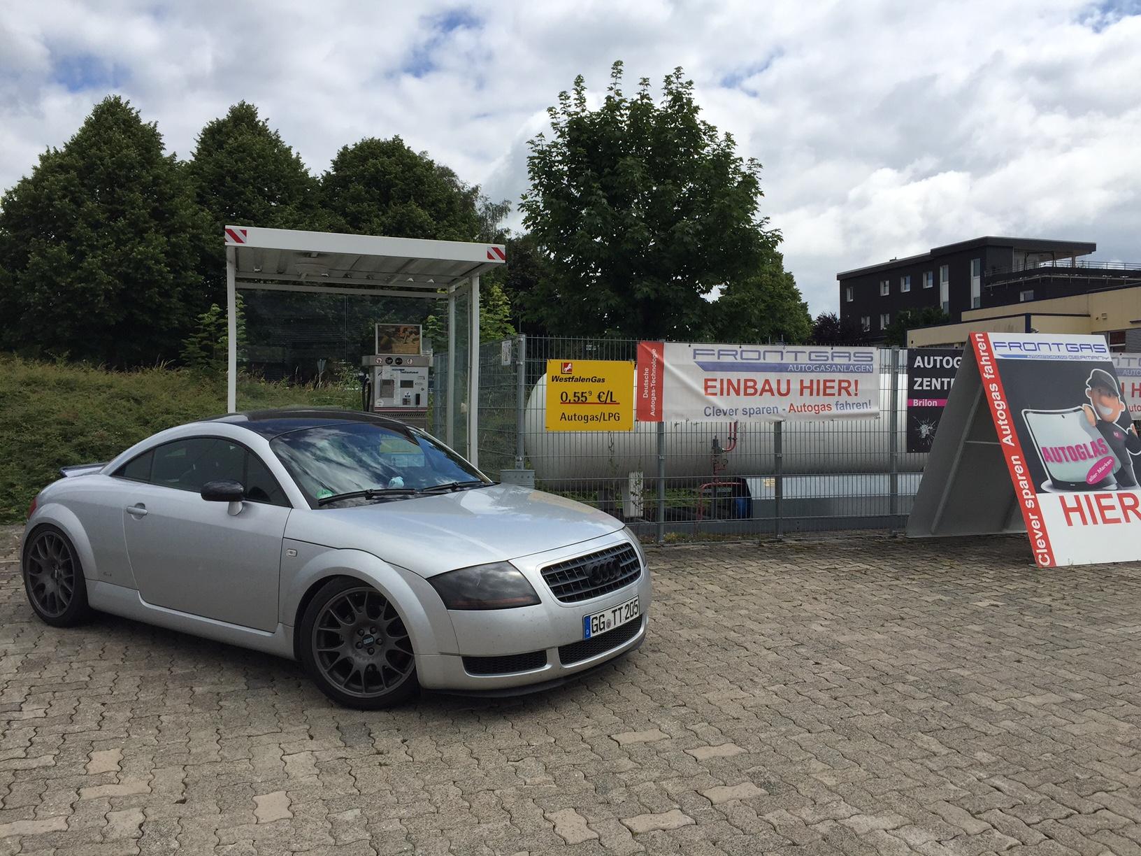 Autogas-Umrüstung-LPG-Frontgas-Audi-TT-1.8T-5