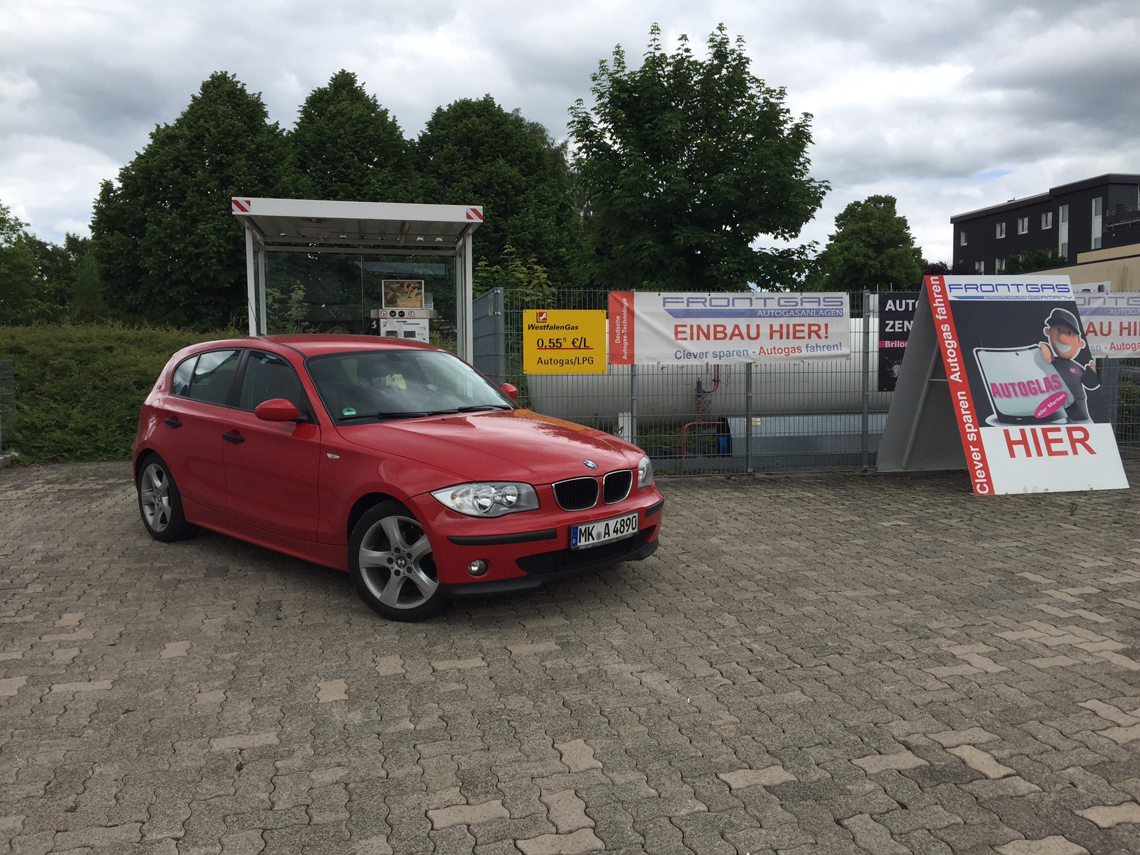Autogas-Umrüstung-LPG-Frontgas-BMW-116I-5