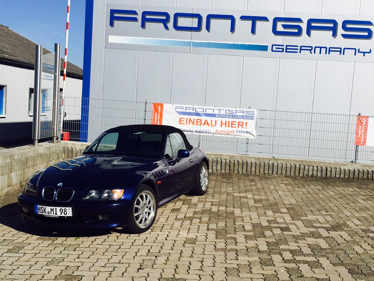 Autogas-Umrüstung-LPG-Frontgas-BMW-Z3-118-1