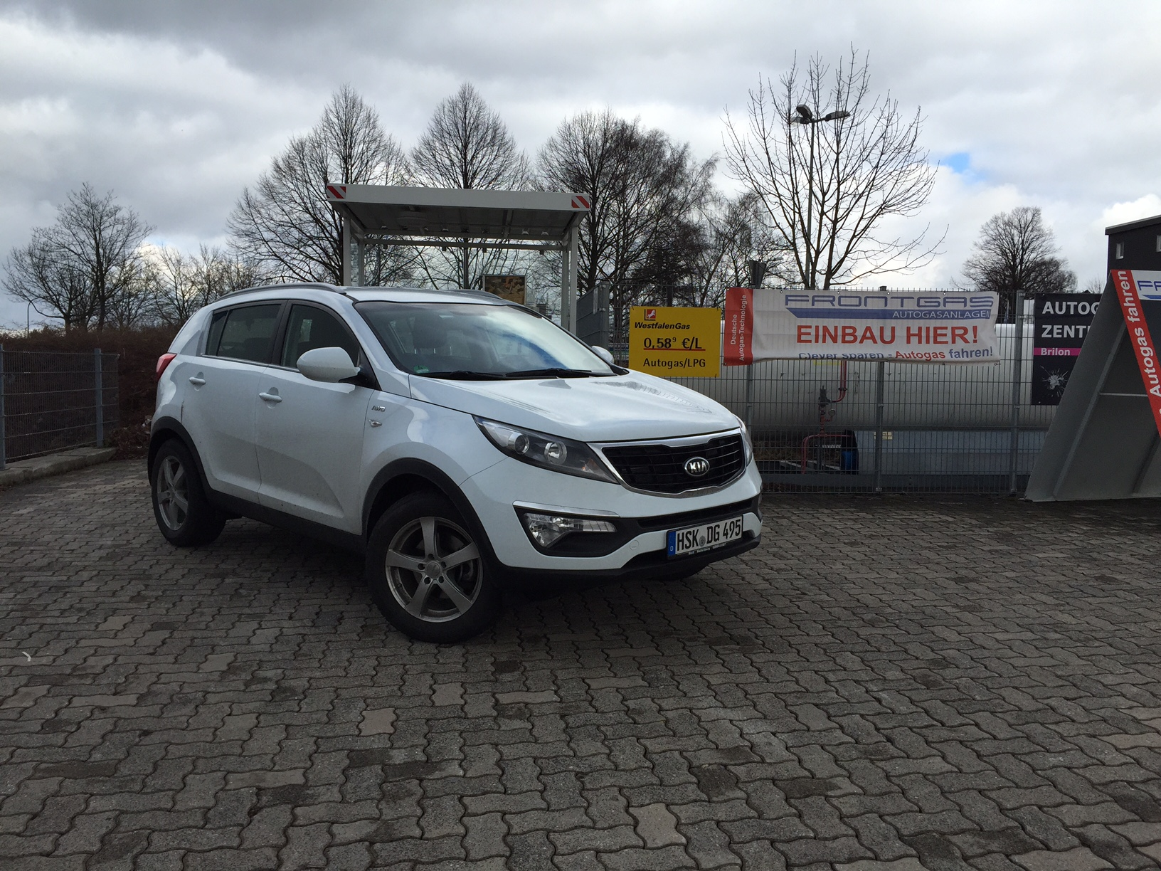 Autogas-Umrüstung-LPG-Frontgas-Kia-Sportage-2,0-GDI-122kw-4