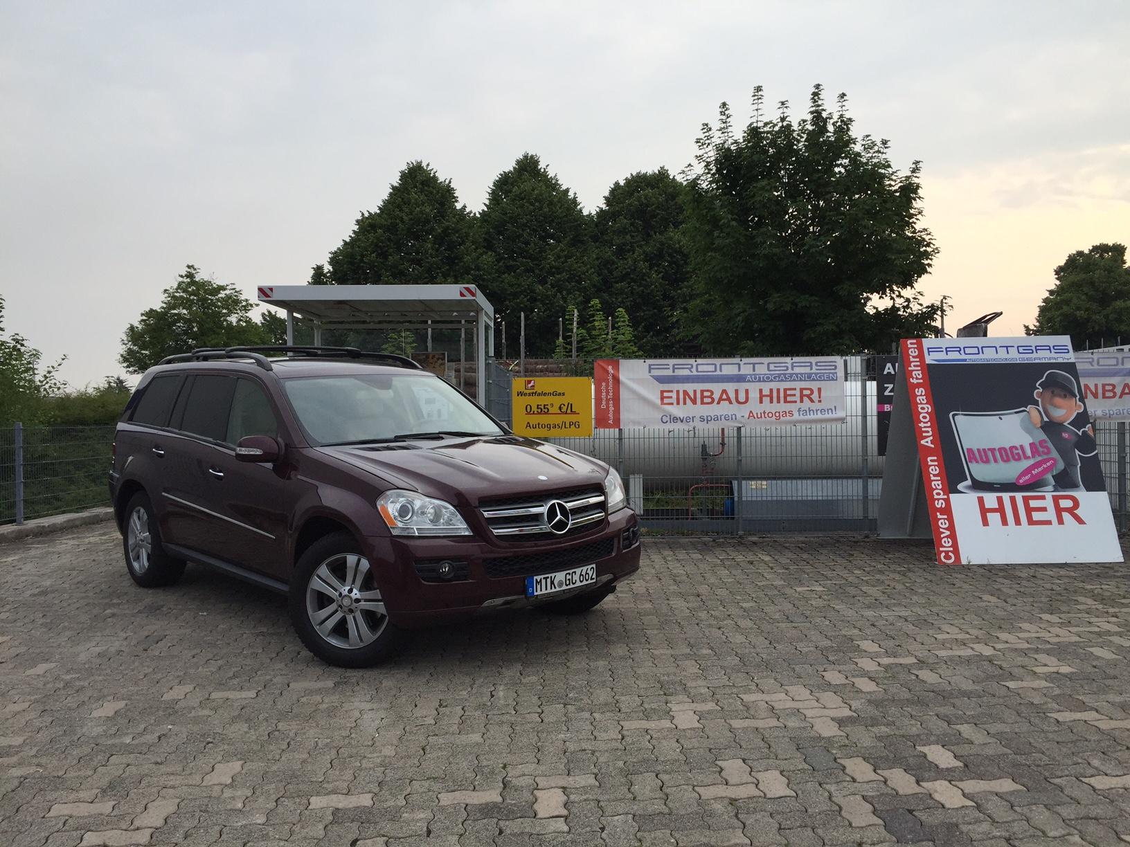 Autogas-Umrüstung-LPG-Frontgas-Mercedes-GL450-W164-5