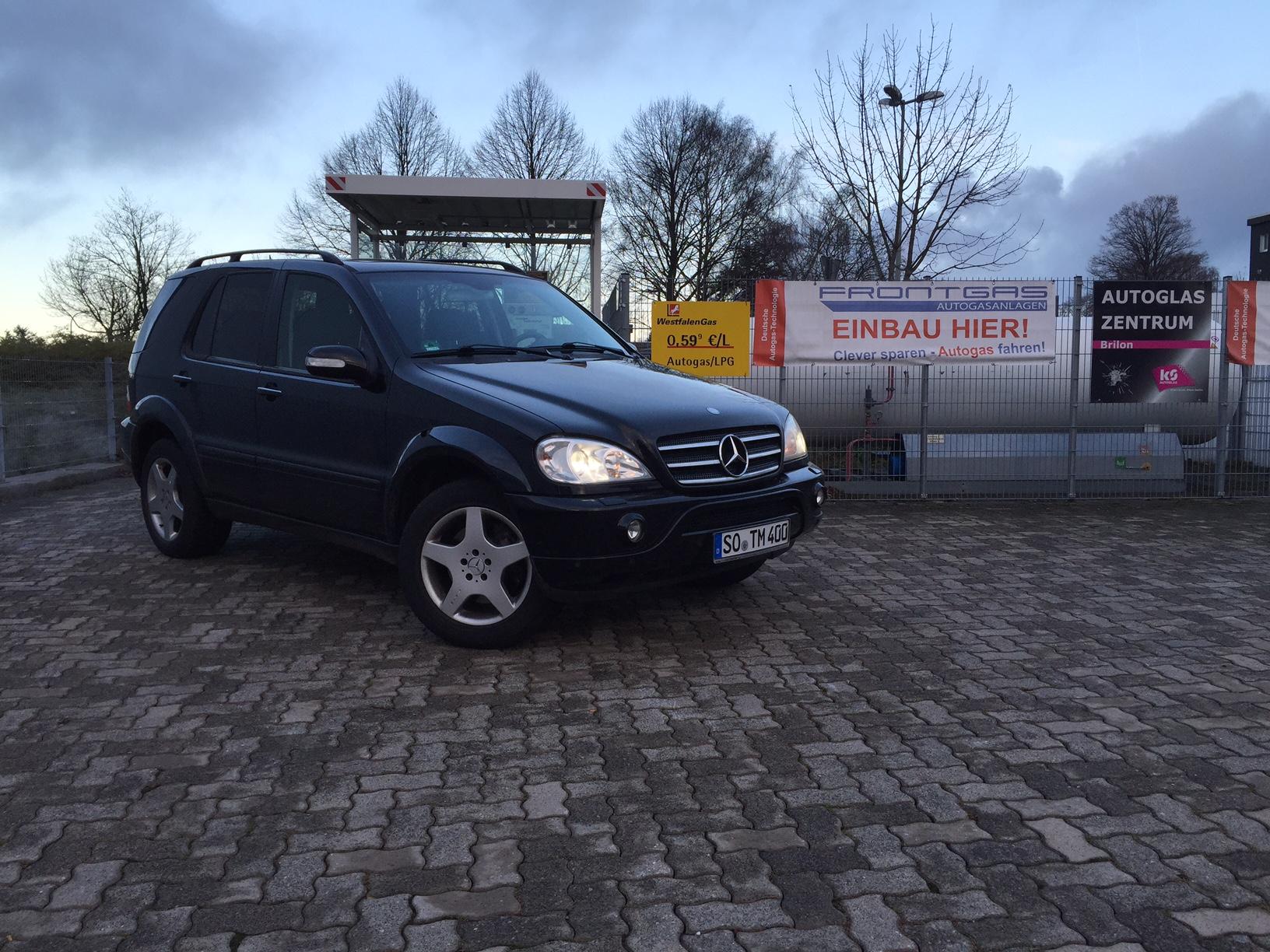 Autogas-Umrüstung-LPG-Frontgas-Mercedes-ML500-W163-4