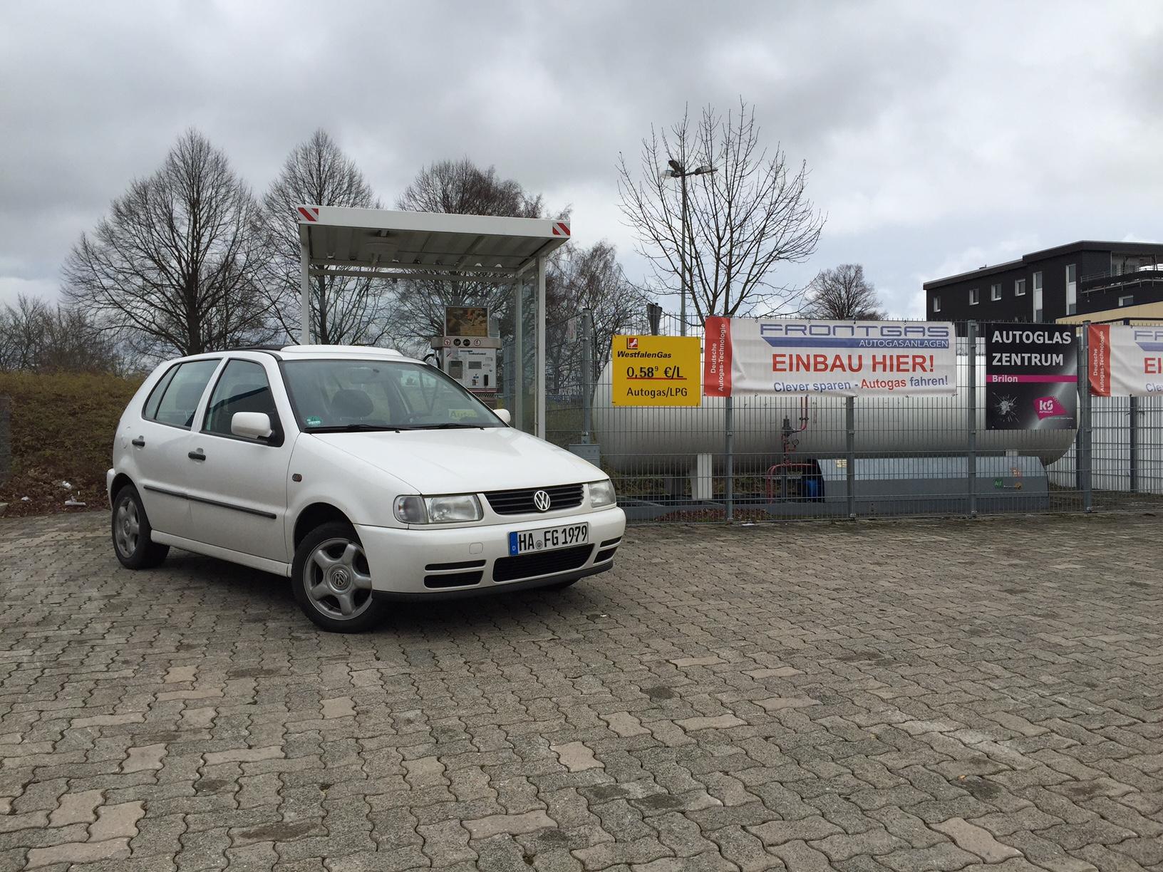 Autogas-Umrüstung-LPG-Frontgas-VW-Polo-6N-5