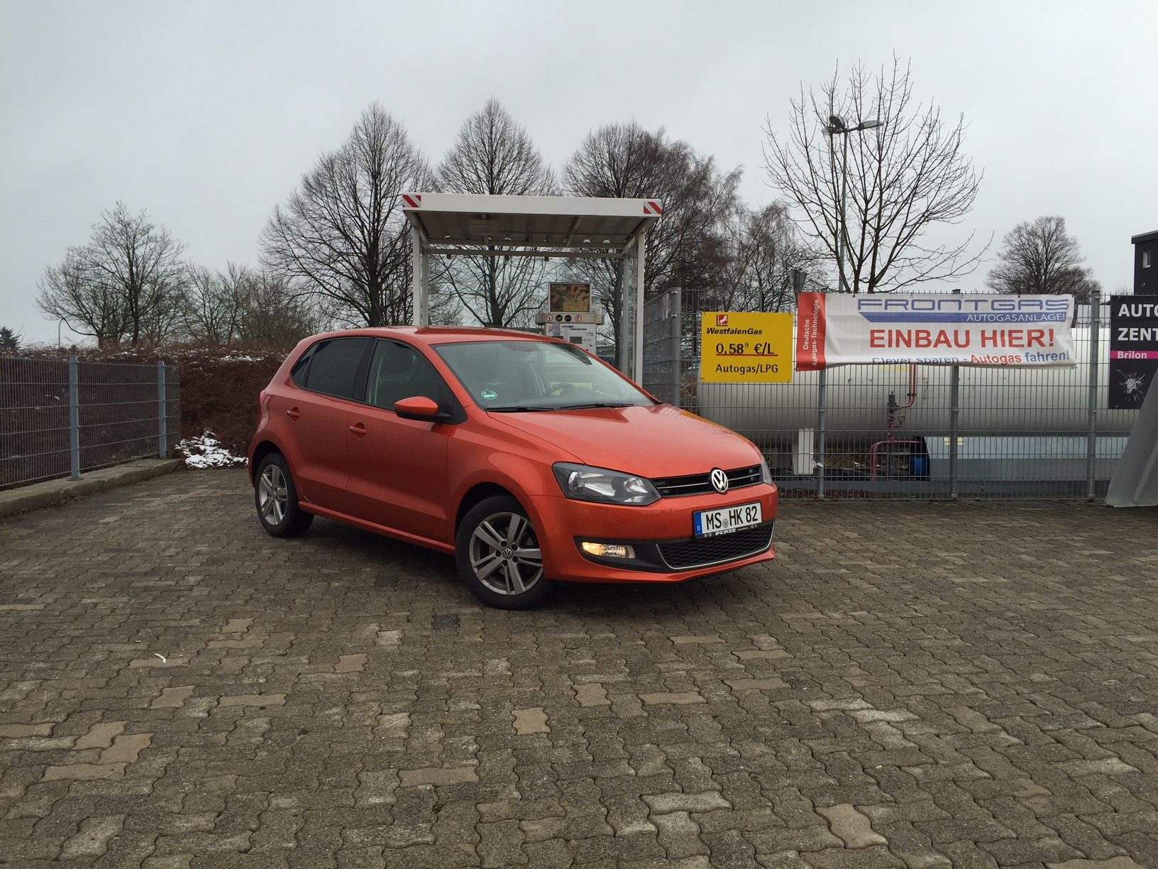 Autogas-Umrüstung-LPG-Frontgas-Volkswagen-Polo-6R-3