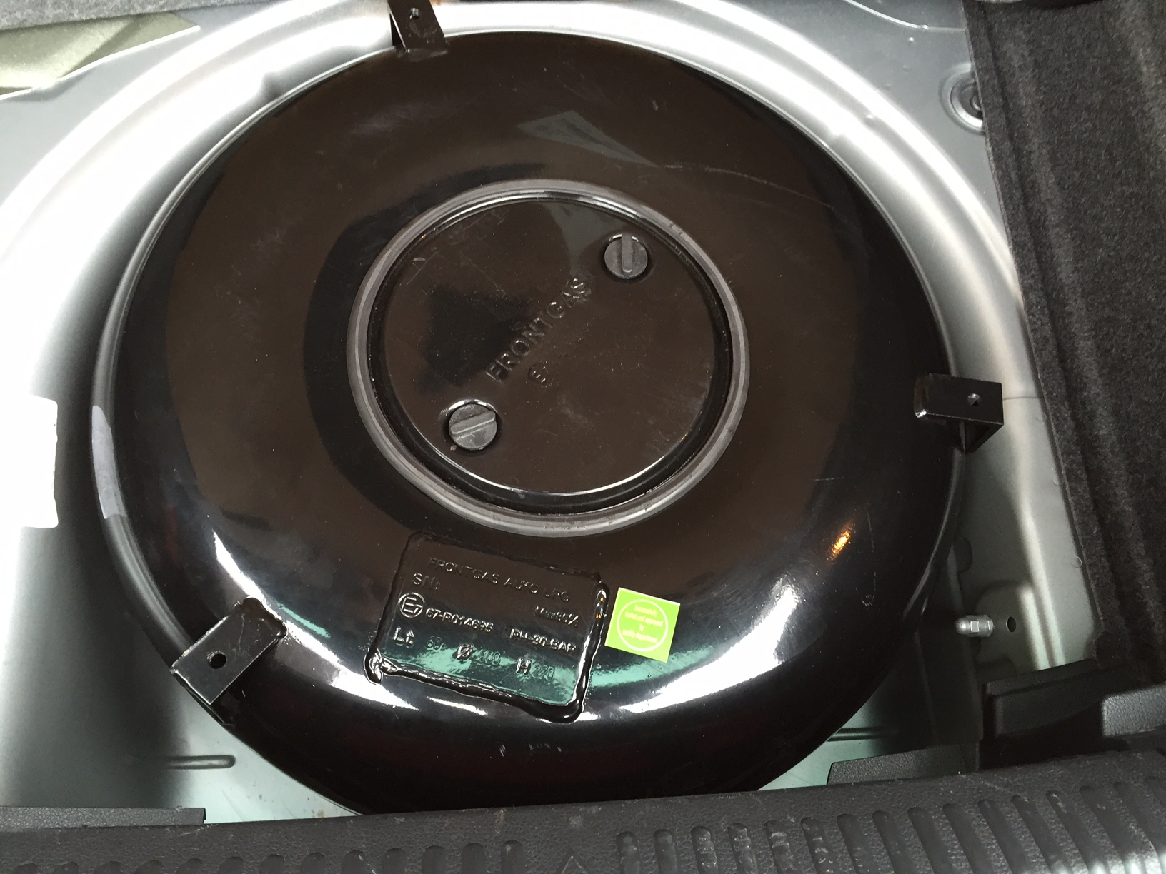 Autogas-Umrüstung-LPG-Frontgas-Volkswagen-Polo-6R-4