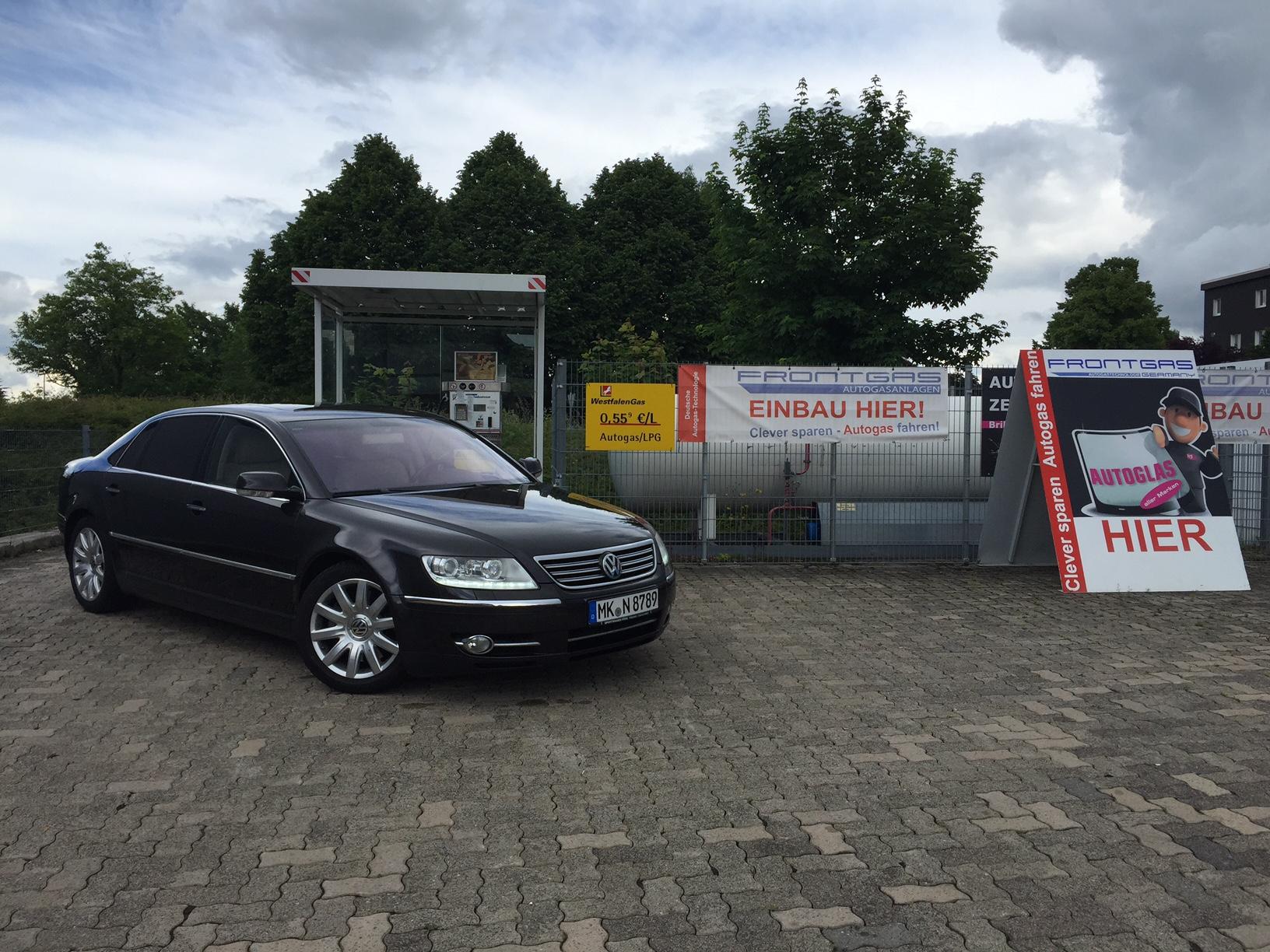 Autogas-Umrüstung-LPG-Frontgas-VW-Phaeton -3,6FSI-5
