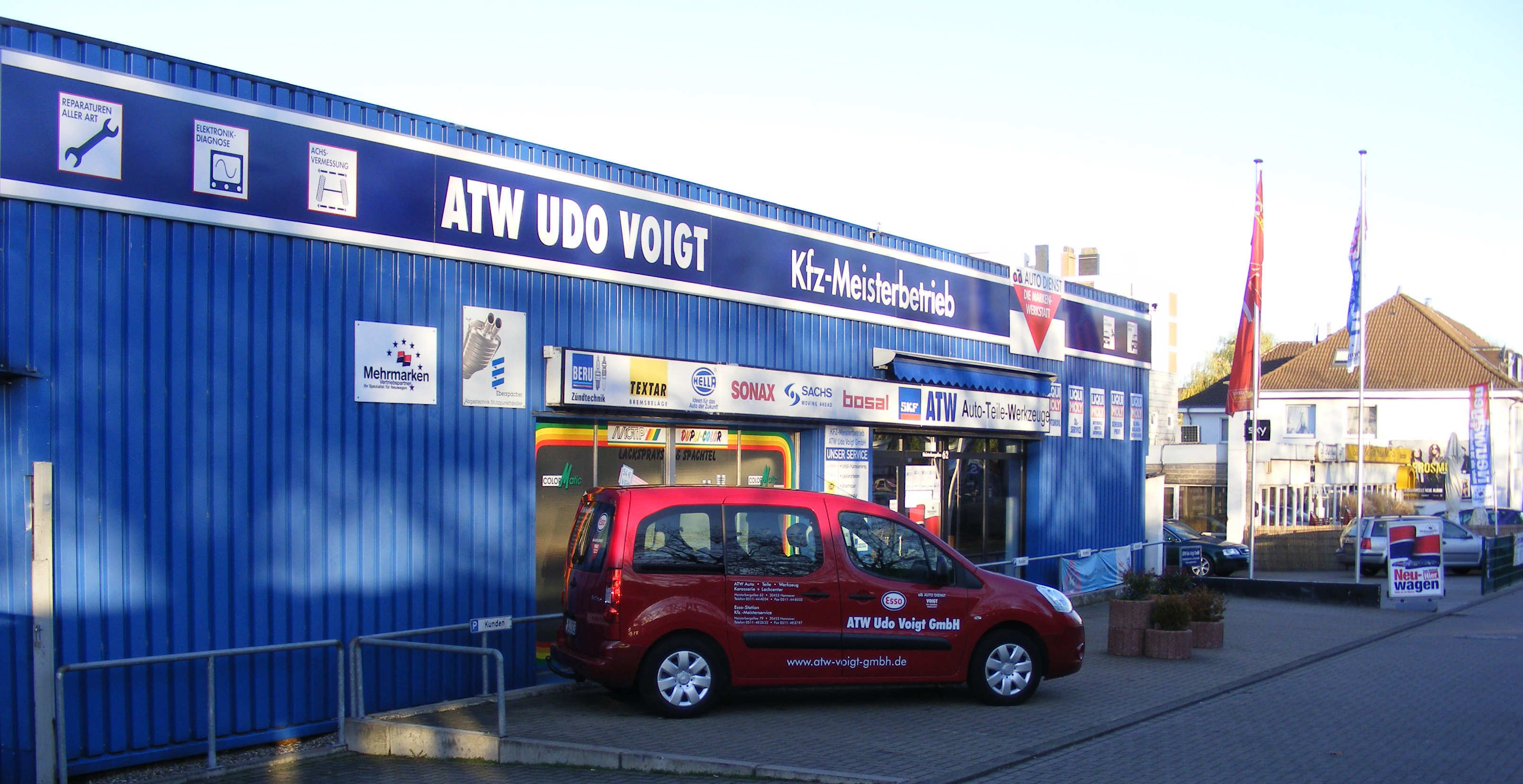 Autogas Hannover