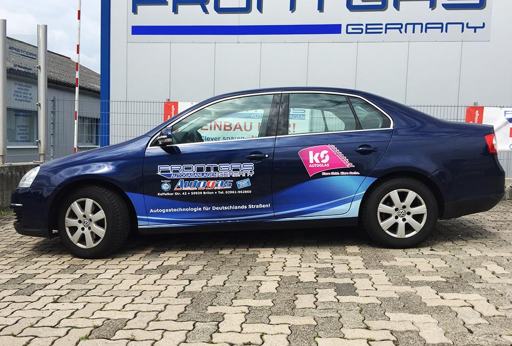 Frontgas Germany OEM-Partner für Autogas Systeme + Elektronik