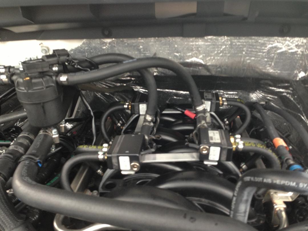 Autogas Ford F 150 - Informieren Sie sich hier über Ihren Ford Umbau