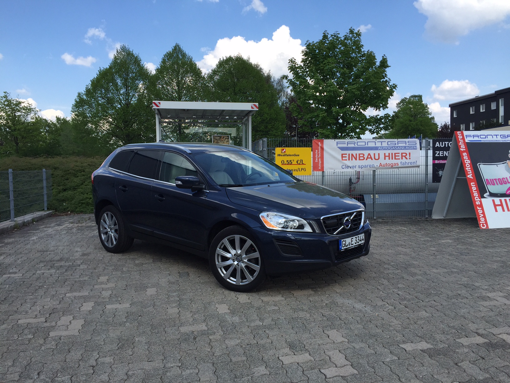Wonderbaarlijk Autogas Volvo XC - Informieren Sie sich hier über Ihren LPG Umbau QW-78