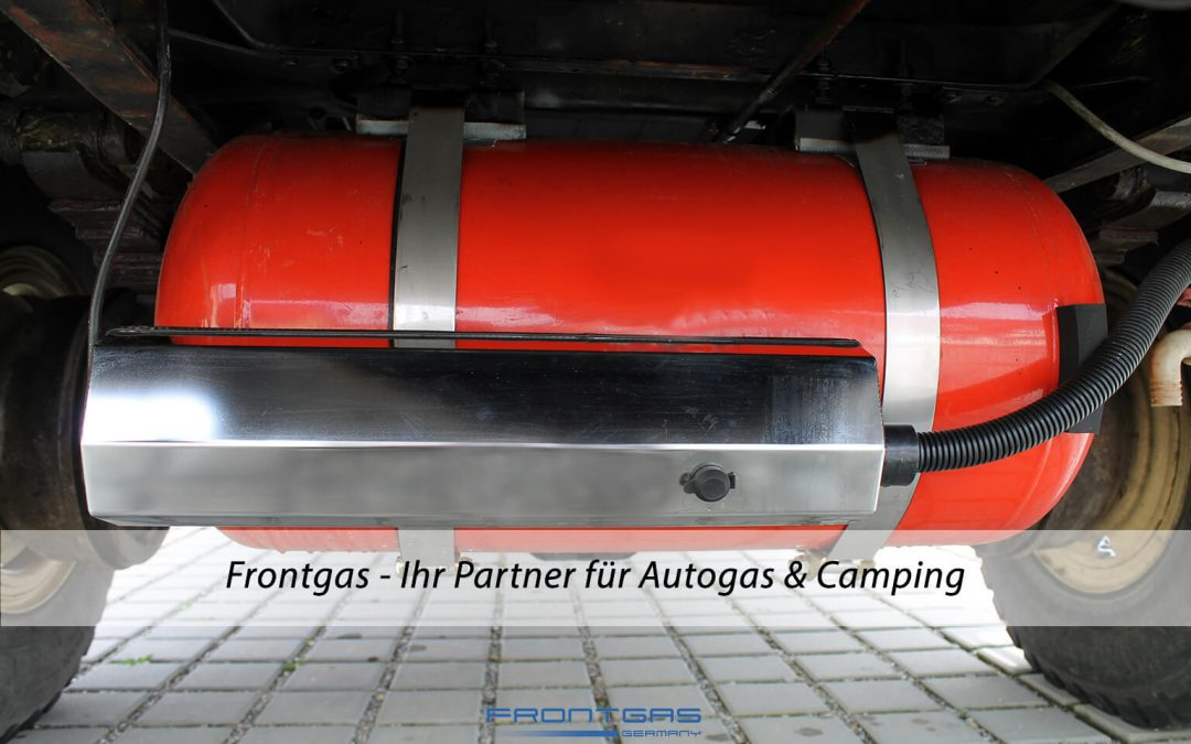 Frontgas Germany – Ihr Partner für Autogas & Camping