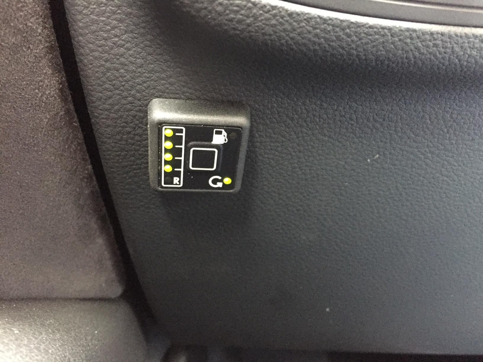 Autogas_R115-Umrüstung-auf-LPG-Autogas_Audi-A7-3,0TSI-Direkteinspritzer-Tankuhr