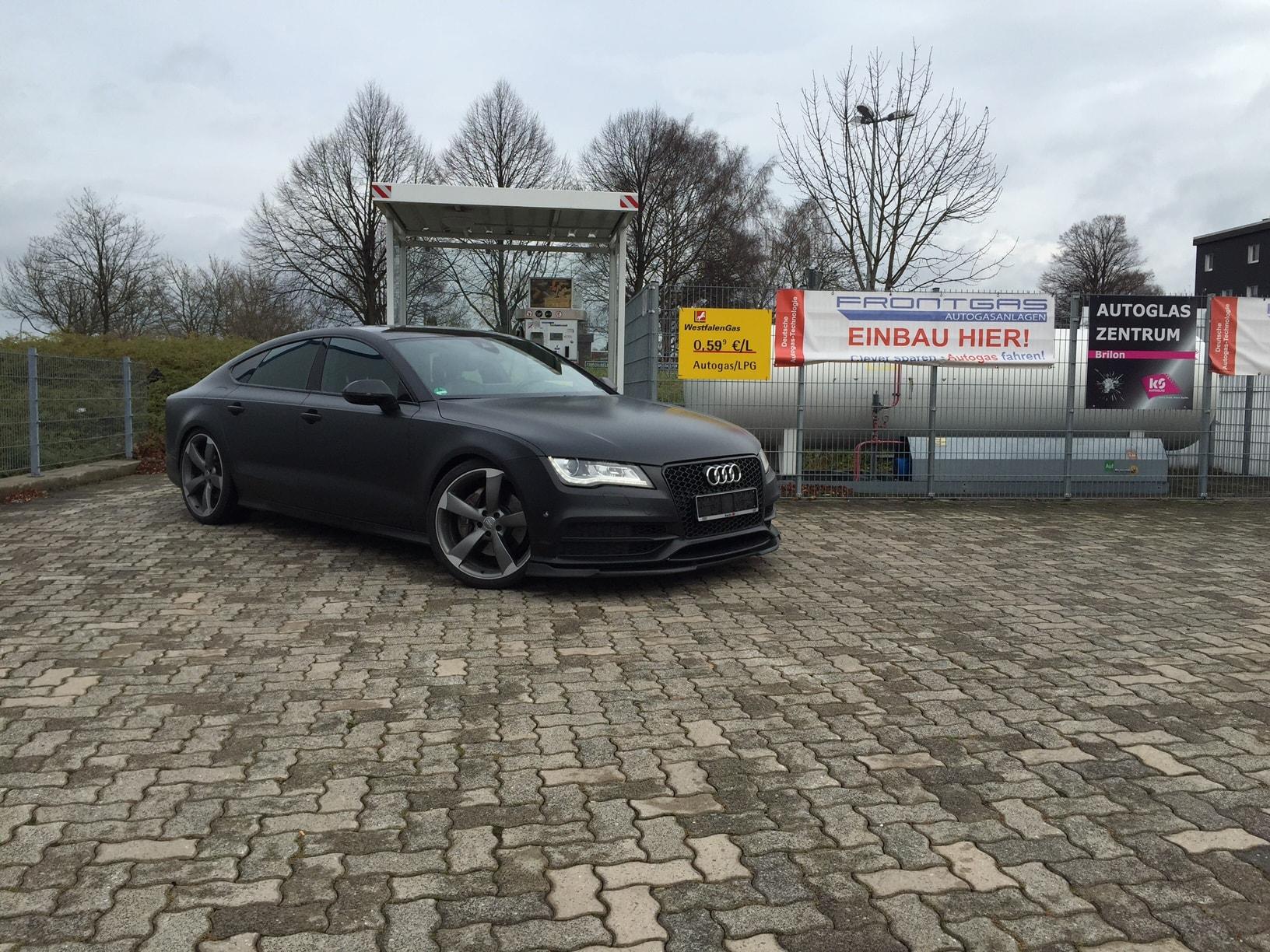 Autogas_R115-Umrüstung-auf-LPG-Autogas_Audi-A7-3,0TSI-Direkteinspritzer-Titelbild