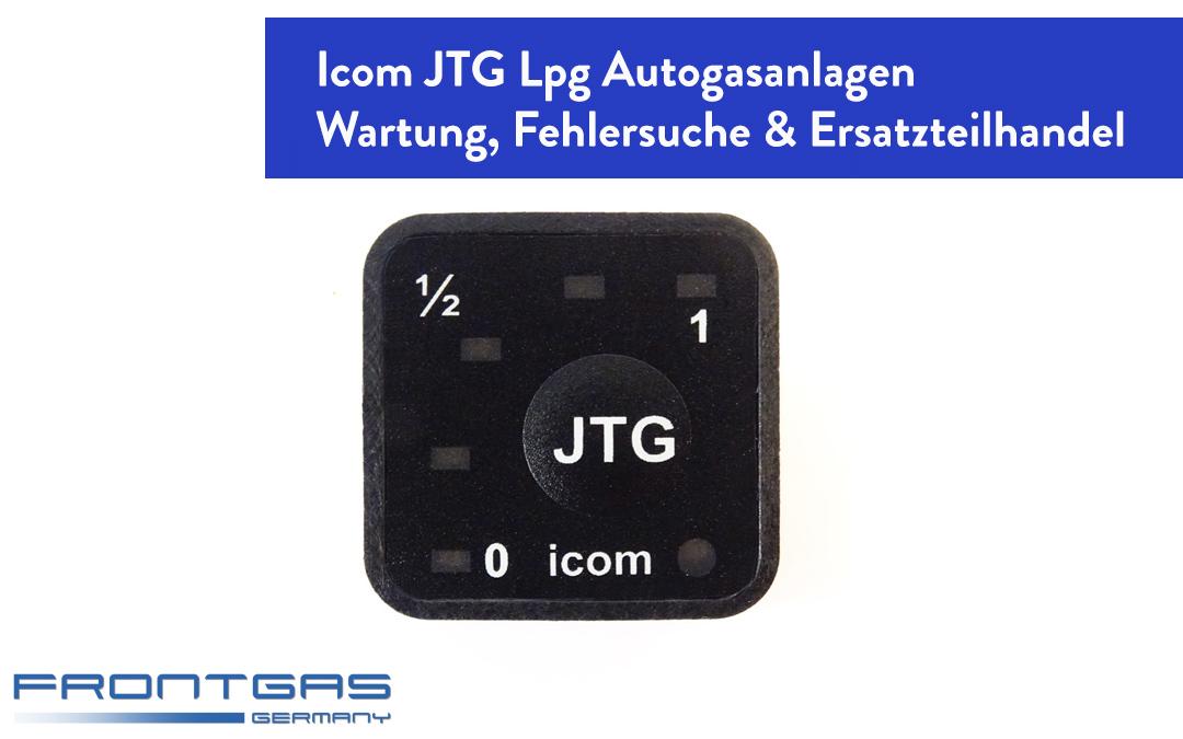 Icom JTG Lpg Autogasanlagen / Flüssiggaseinspritzung Wartung, Fehlersuche & Ersatzteilhandel