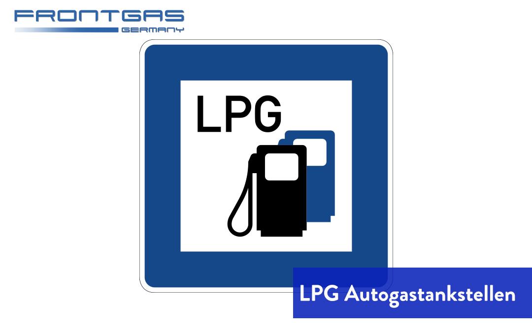 LPG Autogastankstellen