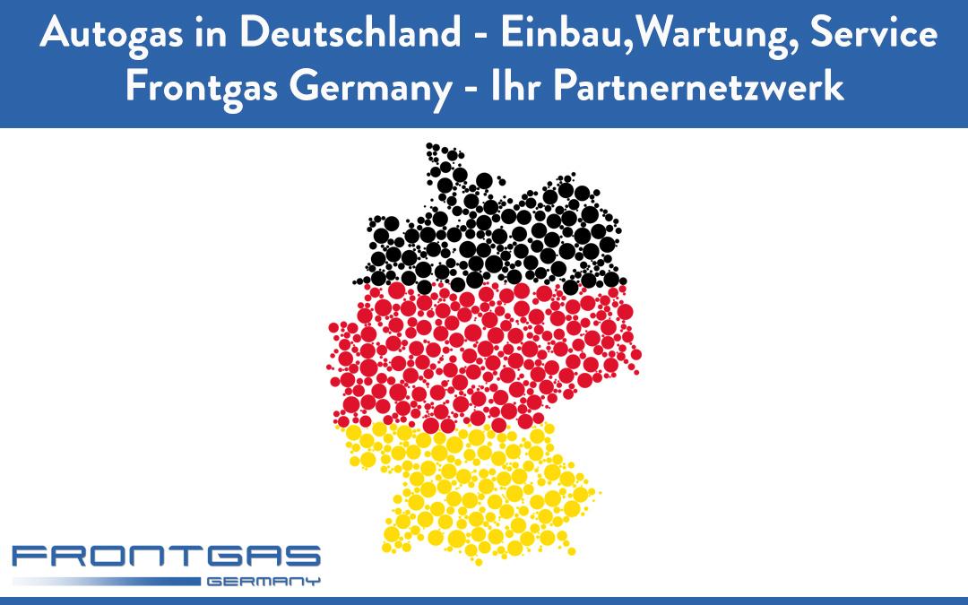 Autogas in Deutschland – Einbau, Wartung und Service