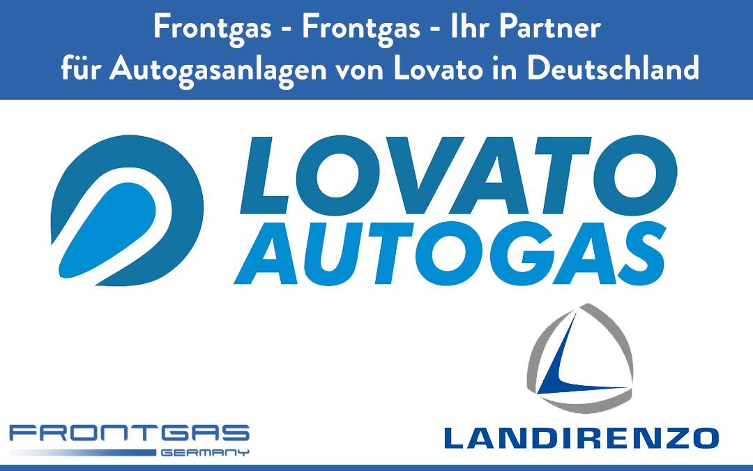 Frontgas – Ihr Partner für Autogasanlagen von Lovato in Deutschland