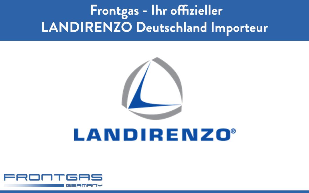 Frontgas – Ihr offizieller Landirenzo Deutschland Importeur