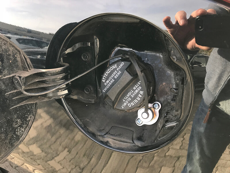 Autogas-Umruestung-LPG-Frontgas-Hyundai-IX35-2,0-GDI-Lovato-Direkteinspritzer-4