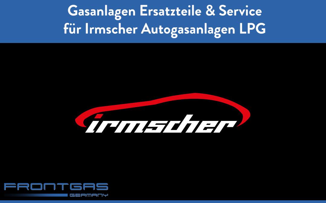 Gasanlagen Ersatzteile & Service für Irmscher Autogasanlagen LPG