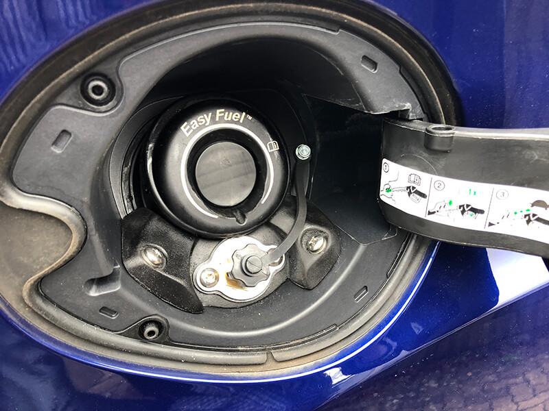Autogas-Umruestung-LPG-Frontgas-Ford-Kuga-Prins-2