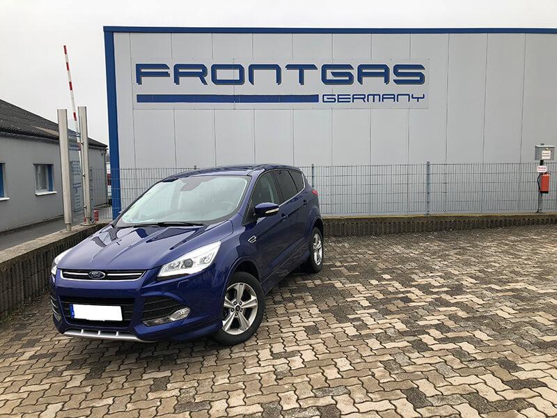 Autogas-Umruestung-LPG-Frontgas-Ford-Kuga-Prins-Titelbild