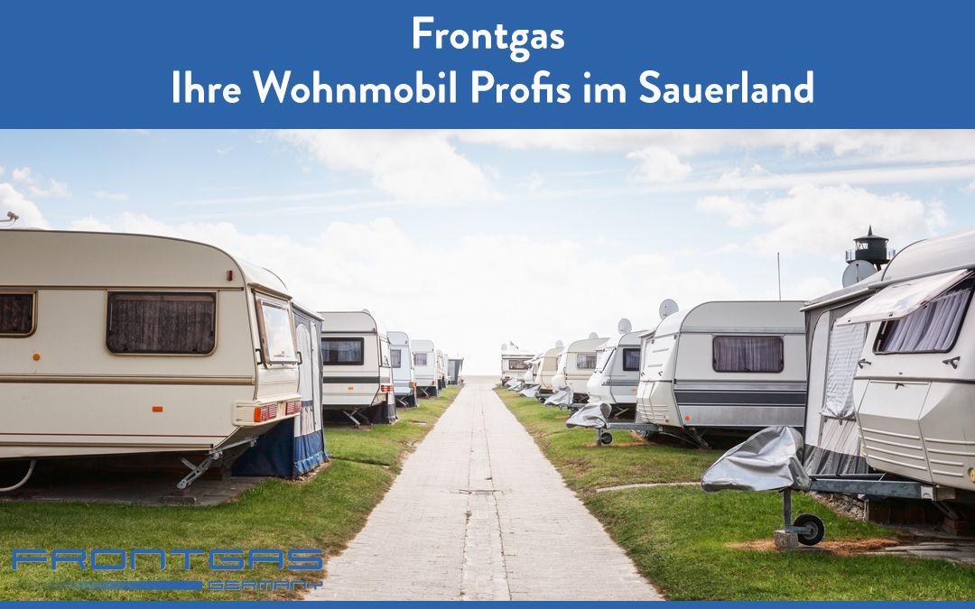 Frontgas Ihre Wohnmobil Profis im Sauerland