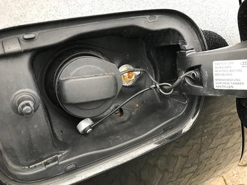 Autogas-Umruestung-LPG-Frontgas-Audi-A6-2.8-FSI-Direkteinspritzer-1