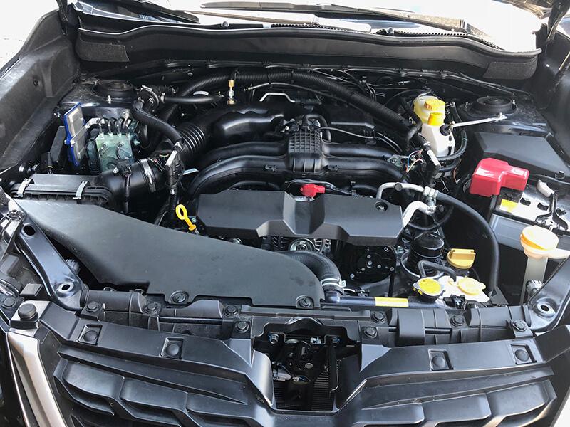 Autogas-LPG-Einbau-Umbau-R115-Frontgas-Prins-VSI2-Subaru-Forester-2